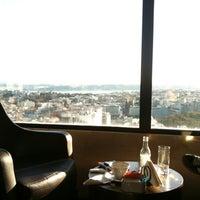 Photo taken at Panorama Restaurante by Daniel M. on 2/16/2012