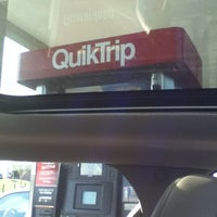 Photo taken at QuikTrip by Kyle on 6/17/2012