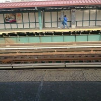 Photo taken at MTA Subway - 167th St (4) by Arlene on 4/28/2012