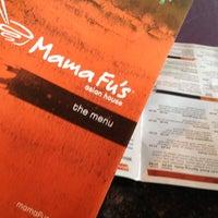 Photo taken at Mama Fu's Asian House by Jennifer W. on 7/21/2012