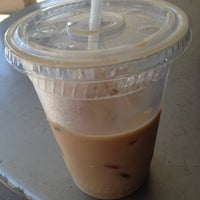 Photo taken at Market Street Coffee by Mary on 7/28/2012