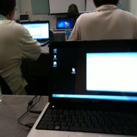 Photo taken at Info Trek by Adaly B. on 5/24/2012