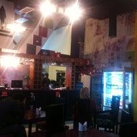 Photo taken at Café Montebianco by Paulina G. on 4/22/2012