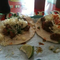 Photo taken at Flaco's Tacos by Collin S. on 4/1/2012