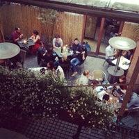 Photo taken at Hot Club de Gand by Joke W. on 7/3/2012