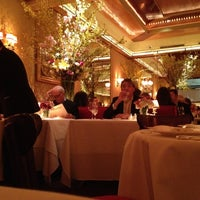 Photo taken at La Grenouille by André Ricardo T. on 3/16/2012