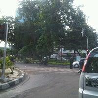 Photo taken at Taman Gunung Agung by Hendro B. on 3/12/2012