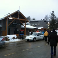 Photo taken at South Ridge Base Lodge by Serkan K. on 3/3/2012