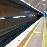 Photo taken at Melbourne Central Station by Mal P. on 2/22/2012