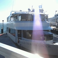 Photo taken at Hornblower Cruises & Events by Bethany L. on 8/27/2012