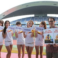 Photo prise au 광주광역시의회 par lee jeongki 이. le6/25/2012