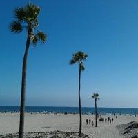 Photo taken at Coronado Beach by Bob B. on 7/25/2012