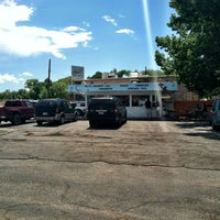 Photo taken at Milt's Stop & Eat by Tim J. on 7/12/2012