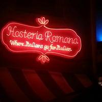 Photo taken at Hosteria Romana by Pilar P. on 8/8/2012