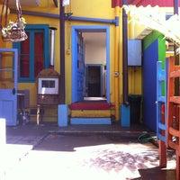 Photo taken at PataPata Hostel by Ben 💯 B. on 2/19/2012