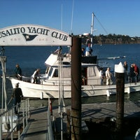 Photo taken at Sausalito Yacht Club by Rod B. on 7/20/2012
