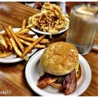 Photo taken at Brownie's Hamburger Stand by Joe P. on 2/18/2012