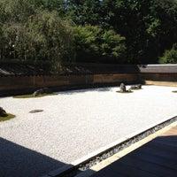 Photo prise au Ryoan-ji Temple par yukimamire le8/25/2012