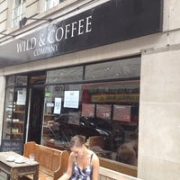 Photo taken at Wild & Wood Coffee by Vivian R. on 8/19/2012