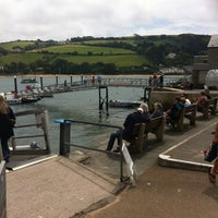 Photo taken at Salcombe Estuary by Anthony on 6/23/2012