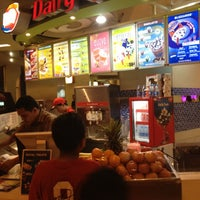 Photo taken at Dairy Queen by Isnarny M. on 9/2/2012