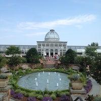 Photo taken at Lewis Ginter Botanical Garden by Leslie H. on 7/4/2012