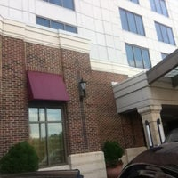 Photo taken at Newport News Marriott at City Center by Jay K. on 8/2/2012