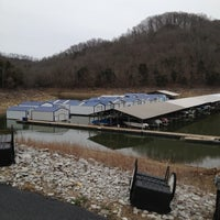 Photo taken at Center Hill Lake by Vicki H. on 2/18/2012