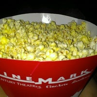 Photo taken at Cinemark Parker Square 14 by Breanna M. on 2/25/2012