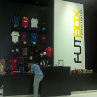 Photo taken at Futbox Futsal Center by Diego D. on 4/2/2012