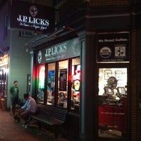 Photo taken at J.P. Licks by William M. on 8/7/2012
