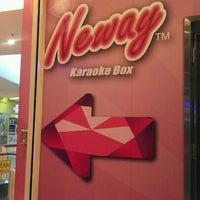 Photo taken at Neway Karaoke Box by Nick T. on 6/13/2012