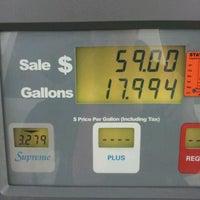 Photo taken at Chevron by Bryan A. on 2/11/2012