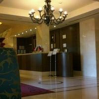 Снимок сделан в Отель «Ривьера» пользователем Рома Х. 9/13/2012