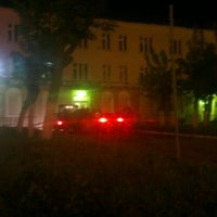 "Photo taken at Столовая ""Чулочки"" by Радикхан on 9/8/2012"