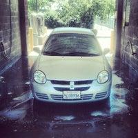 Photo taken at Justin's Roseville Car Wash by Joshua C. on 7/30/2012