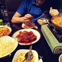 Photo taken at Holdak Chicken Bar by Karen C. on 3/2/2012
