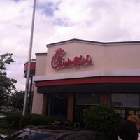 Photo taken at Chick-fil-A by Maggie M. on 8/27/2012