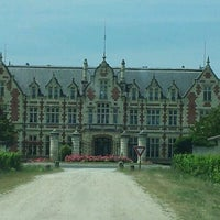 Photo taken at Château Brane Cantenac by Amelie N. on 7/3/2012