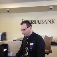 Photo taken at IBERIABANK by Frank Vigliotti @. on 5/3/2012