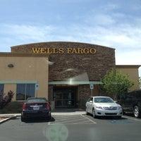 Photo taken at Wells Fargo by Loren L. on 4/30/2012