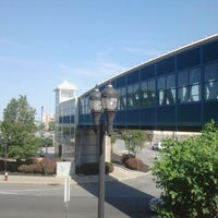 Photo taken at NJT - West Side Avenue Light Rail Station by The Official Khalis on 6/3/2012