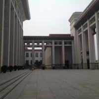 Photo taken at 中国国家博物馆 National Museum of China by gorekun on 8/8/2012