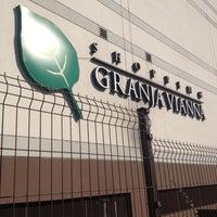 Photo taken at Shopping Granja Vianna by Rafael F. on 8/19/2012