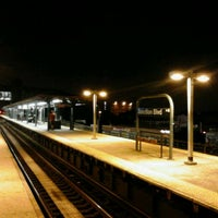 Photo taken at MTA Subway - Junction Blvd (7) by 0zzzy on 5/14/2012