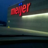 Photo taken at Meijer by Scott H. on 3/20/2012