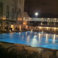 Photo taken at Restaurante Hotel Cipriani by Sergio C. on 4/26/2012