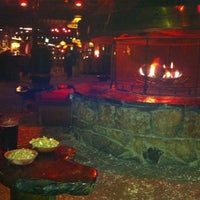Photo taken at Clearman's North Woods Inn by hannahz on 2/20/2012