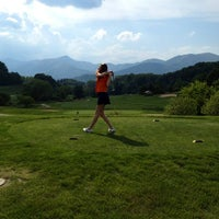 Photo taken at The Waynesville Inn Golf Resort & Spa by Jordan S. on 5/17/2012
