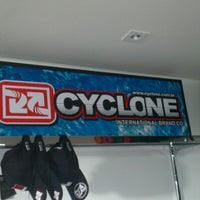 Photo taken at Show Room Cyclone, Long Island & UFC by Vanessa B. on 6/26/2012